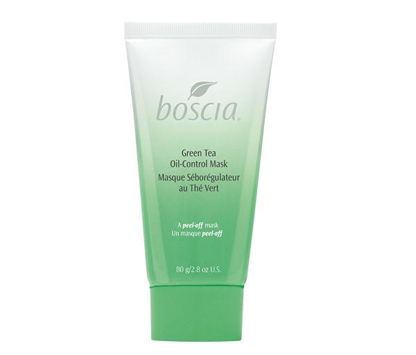 Маски для жирной проблемной кожи: Маска Boscia с маслом зелёного чая