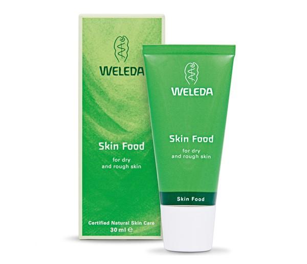 Питательные кремы для сухой кожи: Органический крем Weleda