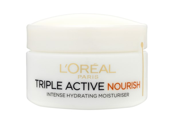 Питательные кремы для сухой кожи: Крем с жирными кислотами L'Oréal