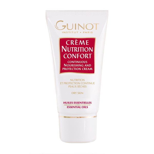 Питательные кремы для сухой кожи: Крем-комфорт Guinot