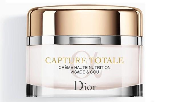 Питательные кремы для сухой кожи: Антивозрастной омолаживающий крем Christian Dior