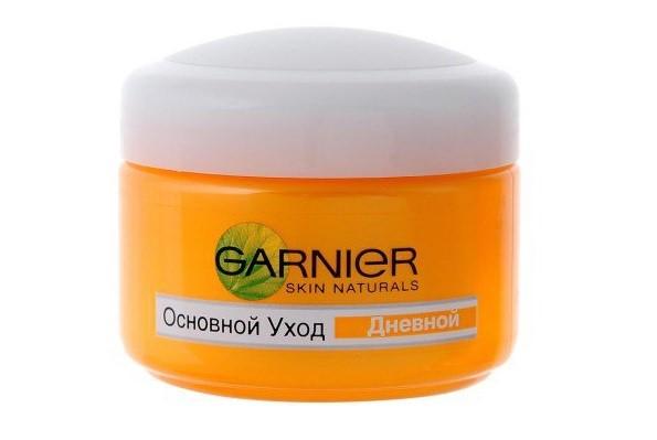 Питательные кремы для сухой кожи: дневной крем-комфорт Garnier