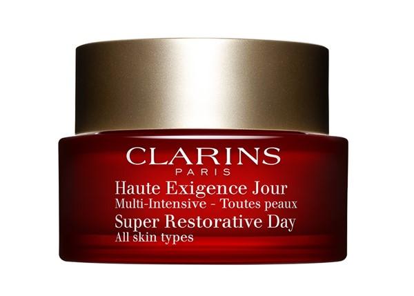 Питательные кремы для сухой кожи: Регенерирующий крем Clarins против сухости