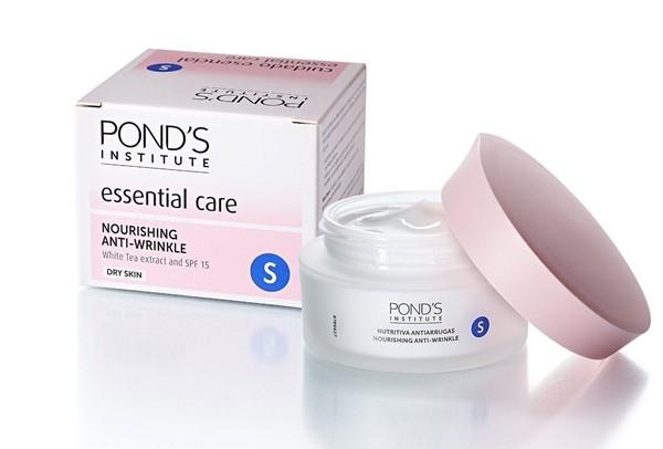 Питательные кремы для сухой кожи: Антивозрастной крем Pond's