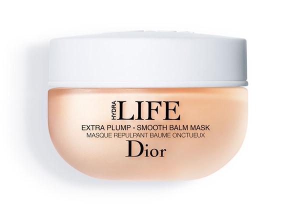Питательные маски для сухой кожи - Маска-бальзам Dior