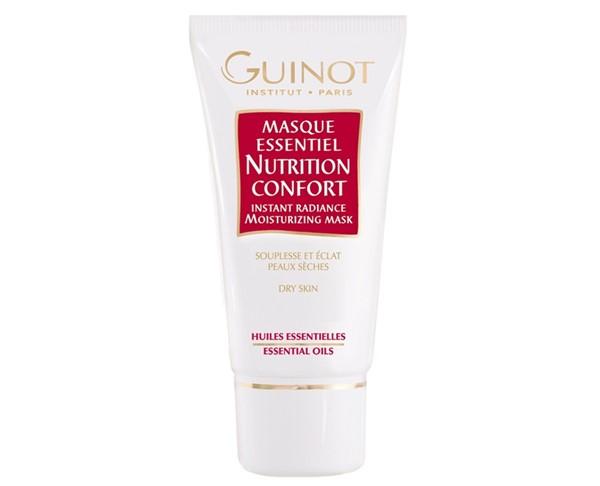 Питательные маски для сухой кожи - Маска с эфирными маслами Guinot