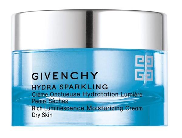 Увлажняющие кремы для сухой кожи: Увлажняющий крем для сияния кожи Givenchy