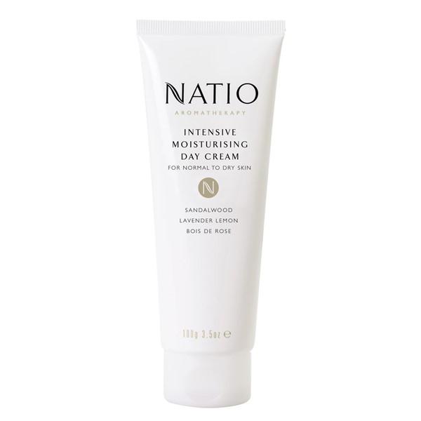 Увлажняющие кремы для сухой кожи: Интенсивно-увлажняющий дневной крем NATIO