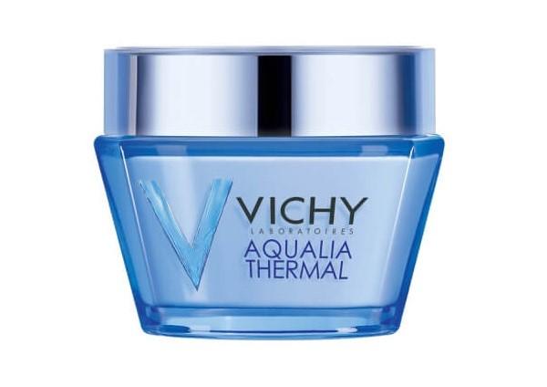 Увлажняющие кремы для сухой кожи: Насыщенный увлажняющий крем Vichy Aqualia Thermal
