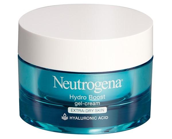 Увлажняющие кремы для сухой кожи: Гель-крем Neutrogena для очень сухой кожи