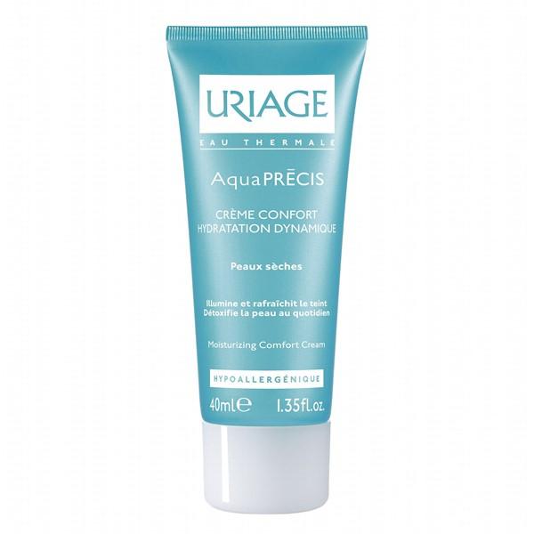 Увлажняющие кремы для сухой кожи: Увлажняющий крем Uriage для комфорта сухой кожи