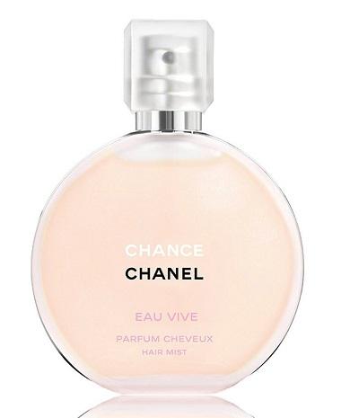 Ароматы Chanel Chance - Chance Eau Vive (2015) - яркий цитрусовый с древесными нотами