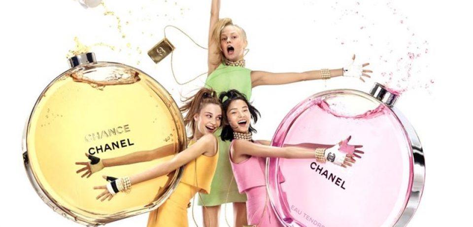 Ароматы Chanel Chance