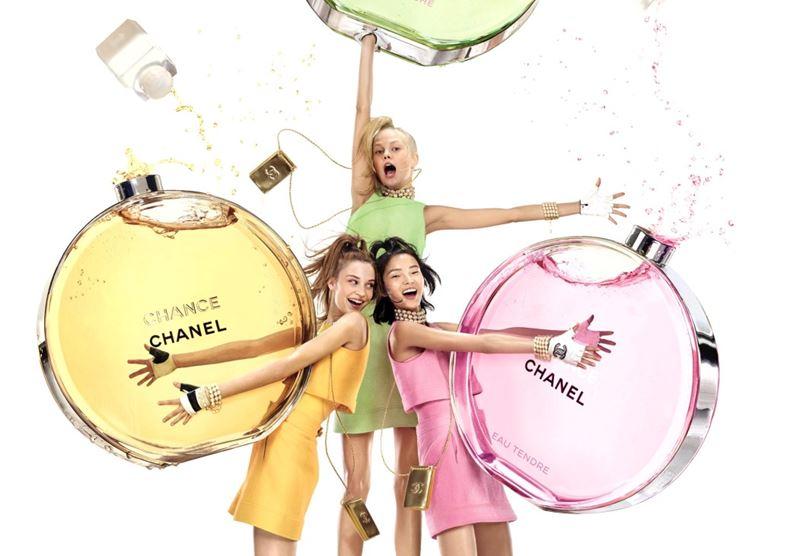 Ароматы Chanel Chance - женская парфюмерия