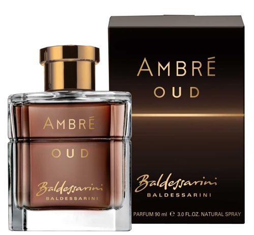 Новые мужские ароматы - Baldessarini Ambré Oud - удовое дерево, амбра, кожа