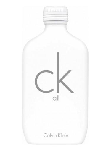 Цитрусовые ароматы 2017: CK All (Calvin Klein) – мандарин и бергамот
