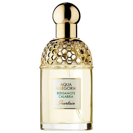 Цитрусовые ароматы 2017: Aqua Allegoria Bergamote Calabria (Guerlain) – калабрийский бергамот