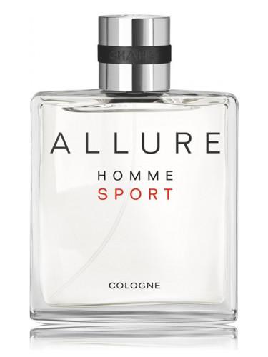Мужские ароматы Chanel Allure Homme - Allure Homme Sport Cologne Sport (2007) - пряный цитрусовый