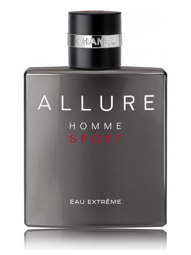 Мужские ароматы Chanel Allure Homme - Allure Homme Sport Eau Extreme (2012) - древесный фужерный
