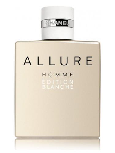 Мужские ароматы Chanel Allure Homme - Allure Homme Edition Blanche Eau de Parfum (2014) - восточный древесно-цитрусовый