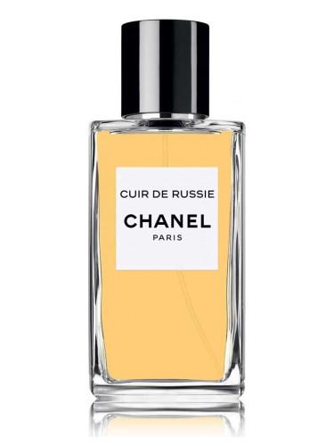 Новые ароматы Chanel 2016-2017: Cuir de Russie Eau de Parfum - кожаный