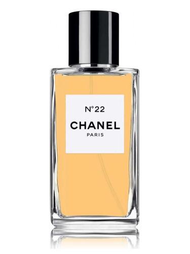Новые ароматы Chanel 2016-2017: N°22 Eau de Parfum - композиция из белых цветов