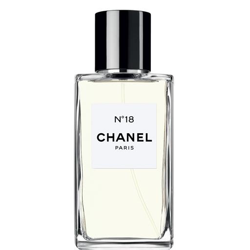 Новые ароматы Chanel 2016-2017: N°18 Eau de Parfum - элегантный мускусный