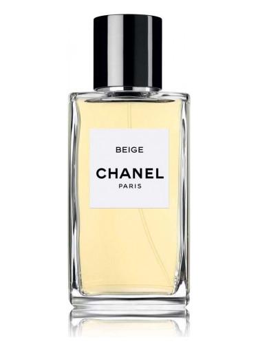 Новые ароматы Chanel 2016-2017: Beige Eau de Parfum - элегантный и роскошный
