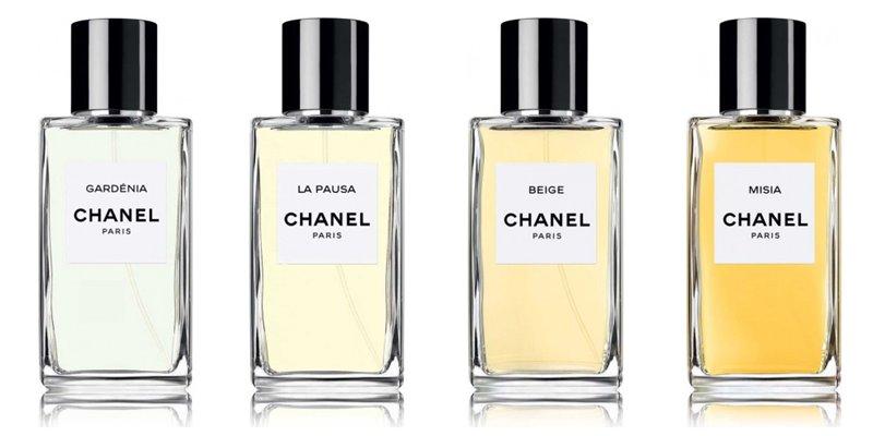 Новые ароматы Chanel 2016-2017: коллекция Les Exclusifs