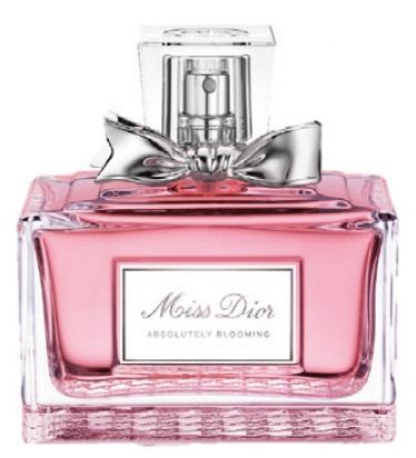 Новые ароматы Christian Dior 2016-2017: Miss Dior Absolutely Blooming - сладкий ягодный