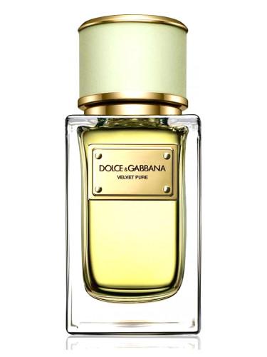 Новые ароматы Dolce&Gabbana: Velvet Pure - чистый цветочный