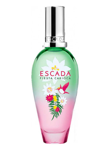Новые ароматы Escada 2016-2017 - Fiesta Carioca - сладкий цветочно-фруктовый