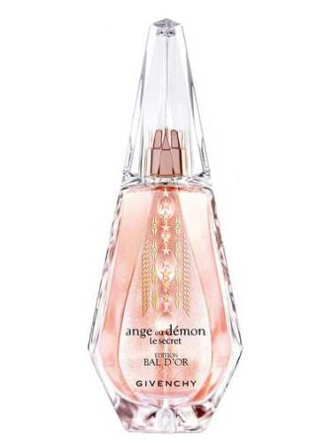 Новые ароматы Givenchy 2016-2017: Ange ou Démon Le Secret Edition Bal d'Or - цитрусы и белые цветы