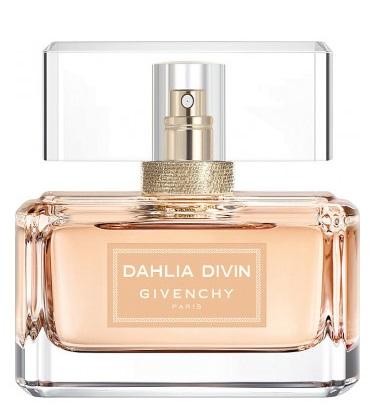 Новые ароматы Givenchy 2016-2017: Dahlia Divin Nude Eau de Parfum - сладкие фрукты и белые цветы