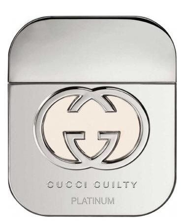 Новые ароматы Gucci 2016-2017: Gucci Guilty Platinum - цветочный перечный