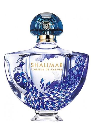 Новые ароматы Guerlain 2016-2017 - Shalimar Souffle de Parfum 2017 - цитрусовый восточный
