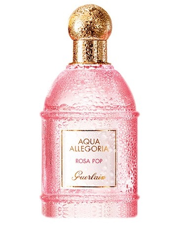Новые ароматы Guerlain 2016-2017 - Aqua Allegoria Rosa Pop - розовый женственный