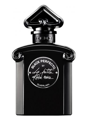 Новые ароматы Guerlain 2016-2017 - Black Perfecto by la Petite Robe Noire - вишня и кожа