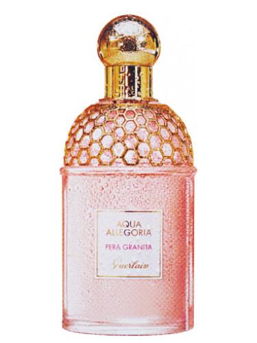 Новые ароматы Guerlain 2016-2017 - Aqua Allegoria Pera Granita - летний, сладкий цитрусовый