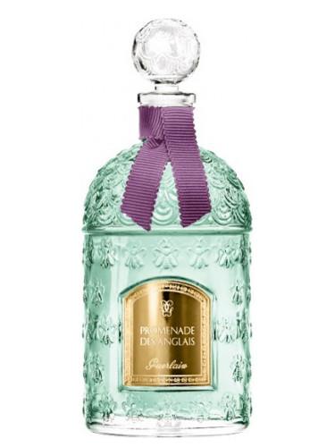 Новые ароматы Guerlain 2016-2017 - Promenade des Anglais - цветочный пудровый