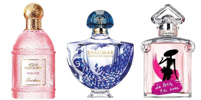 Новые ароматы Guerlain 2016-2017 - женская парфюмерия