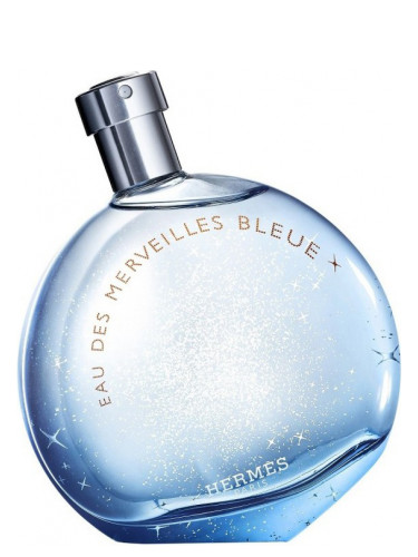 Новые ароматы Hermès 2016-2017 - Eau des Merveilles Bleue - морской восточный водяной