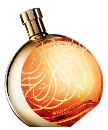 Новые ароматы Hermès 2016-2017 - Ambre des Merveilles Calligraphie - восточный амбровый бальзамический