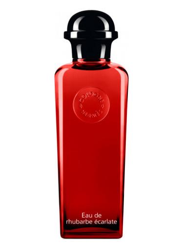 Новые ароматы Hermès 2016-2017 - Eau de Rhubarbe Ecarlante, ягодный мускусный