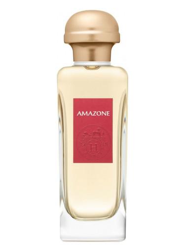 Новые ароматы Hermès 2016-2017 - Amazone - черная смородина и ветивер