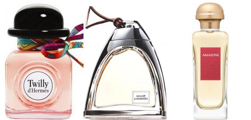 8 новых ароматов Hermès 2016-2017