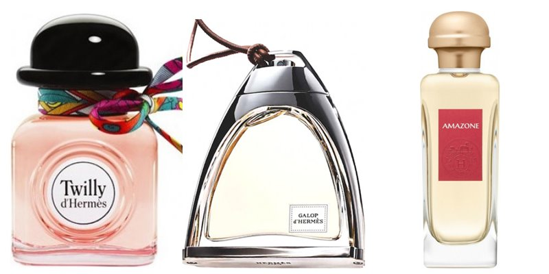 Новые ароматы Hermès 2016-2017 - женская парфюмерия