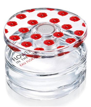 Новые ароматы Kenzo 2016-2017: Flower in the Air Eau Florale - свежая роза и маракуйя