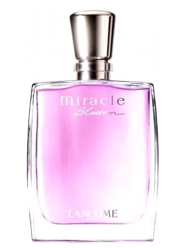 Новые ароматы Lancôme 2016-2017 - Miracle Blossom - сладкий леденцовый