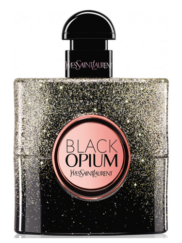 Новые ароматы Yves Saint Laurent 2016-2017 - Black Opium Sparkle Clash Limited Collector's Edition Eau de Parfum - кофе и ваниль